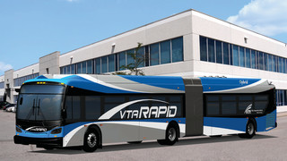 BAE Systems HybriDrive Series Technology to Power New Articulated Buses