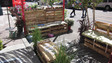 NM: ABQ Ride Constructs and Displays Albuquerque's Latest Parklet