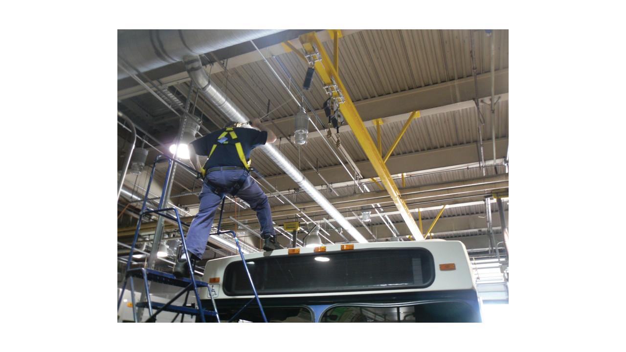 Collision Repair Center >> Rigid Rail Trolley System | Mass Transit