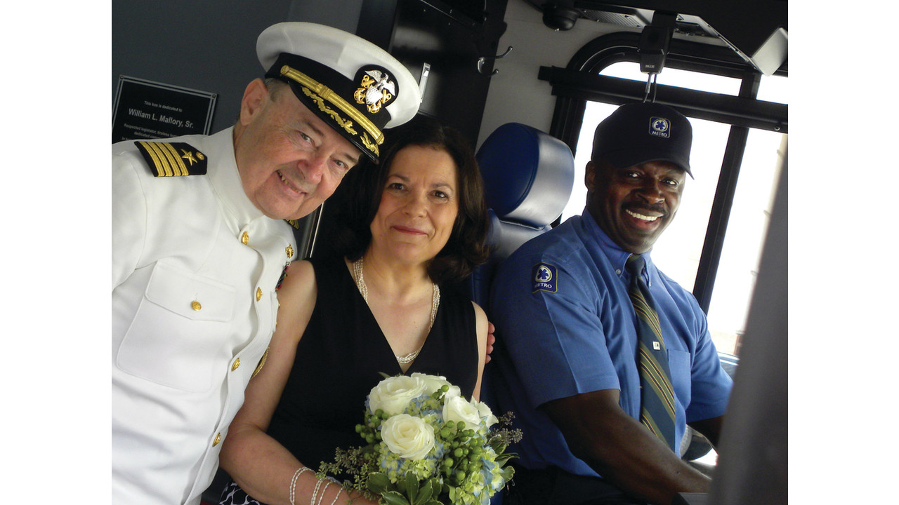 Oh Cincinnati Metro 40th Anniversary Celebrations