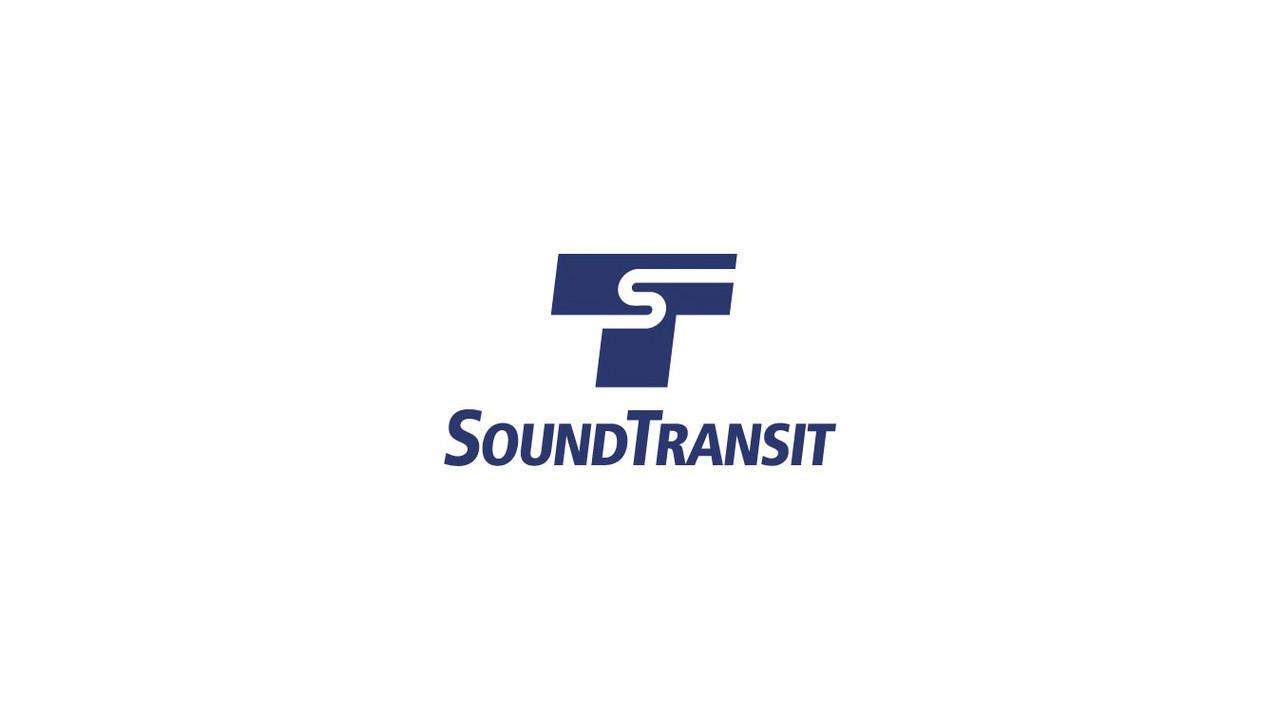 Sound Transit Logo Sound Transit Company And