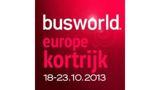 Busworld Kortrijk 2013