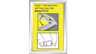 Alpina Manufacturing LLC Company And Product Info From Mass Transit - Alpina snap frames