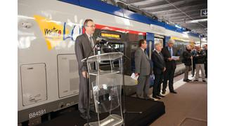 France: Alstom Delivers First Regiolis Train to Lorraine Region
