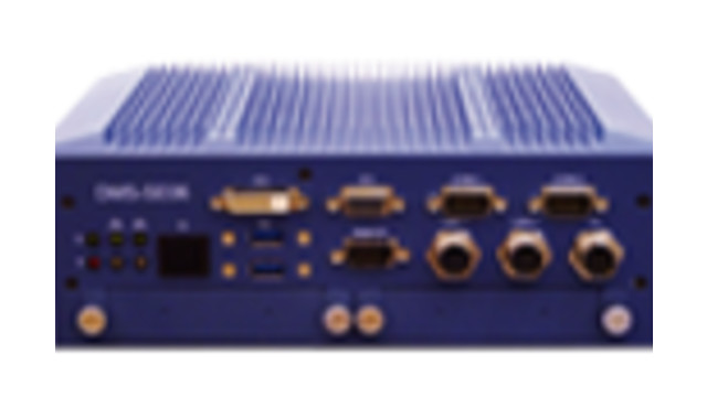 ARS-2510T3 Box PC for Railway Applications