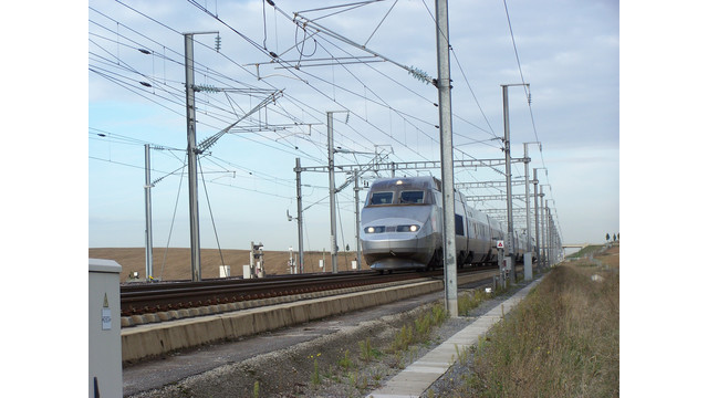 High-Speed Rail – State of the Industry Three Years Later