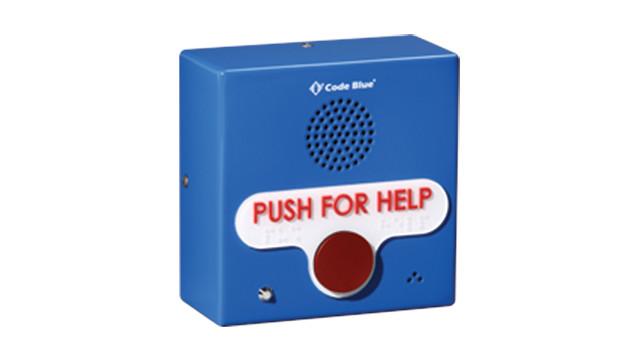 Code Blue Unveils Versatile, Compact, IP Emergency Speakerphones