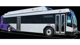 VA: GRTC's New Compressed Natural Gas (CNG) Bus On Exhibit At The 2013 RVA Street Art Festival
