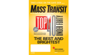 Mass Transit Announces its Top 40 Under 40