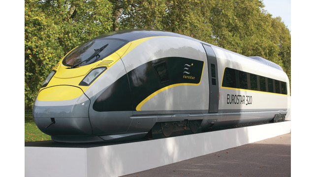UK: Nomad Digital Wins Wi-Fi Service Contract for New Eurostar Fleet