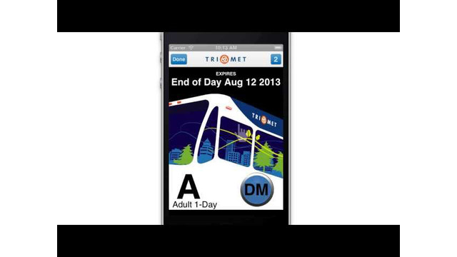 How to Use the TriMet Tickets Smartphone App