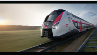 Alstom to Supply 34 Coradia Liner Intercity Trains to French Operator SNCF
