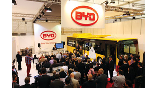 Belgium: BYD Plans European Bus Assembly Facility