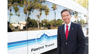 Foothill Transit's Roland Cordero Named 2013 Sustainability All Star by Green Fleet Magazine
