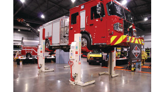 Stertil-Koni Introduces New Version of Word's First Hydraulic 'Green' Mobile Column Lift, EarthLift, Now with Greater Lifting Capacity