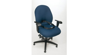 The Custody Chair