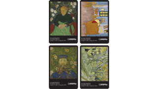 DC: Metro Unveils New Van Gogh Limited Edition SmarTrip Cards