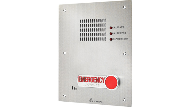 ADA Compliant Emergency Phones
