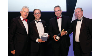 Bombardier Named Manufacturer of the Year at the Light Rail Awards 2013