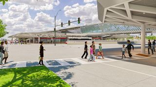 IL: Mayor Emanuel Offers First Look at New 95th Street Terminal