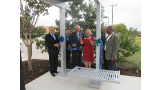 TX: New Bus Shelters Complement Primo Service in Leon Valley