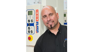 MD: Stertil-Koni Names Keith Bunn Sales Manager, Western Region