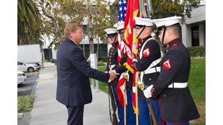 CA: OCTA Honors Veterans In Annual Event