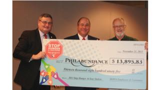 PA: SEPTA Stocks Philabundance's Shelves with Over 25 Tons of Food