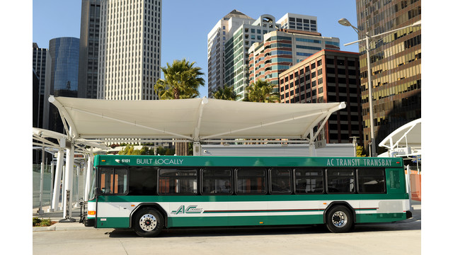CA: New Wi-Fi Buses for AC Transit