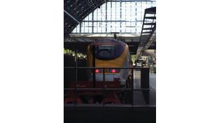 UK: Stat-X Protecting Eurostar Trains