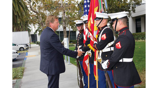 CA: OCTA Honors Veterans In Annual Event