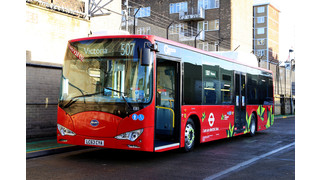 UK: BYD Ebuses Enter Service in London