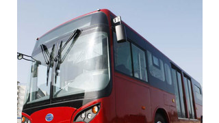 Colombia: Bogota May be Home of World's First Long-Range Articulated Electric Buses