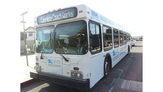 CA: VISTA and Roadrunner Test County's First All-Electric Bus