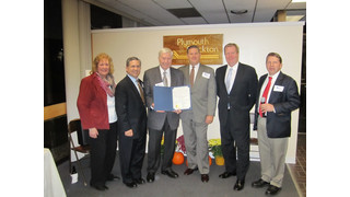 MA: Plymouth Selectmen Congratulate Plymouth & Brockton Street Railway Co. on Its 125th