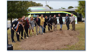 FL: PSTA Breaks Ground on New Transit Center