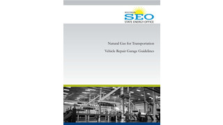 WI: Wisconsin State Energy Office Natural Gas for Transportation Vehicle Repair Garage Guidelines Report is Complete