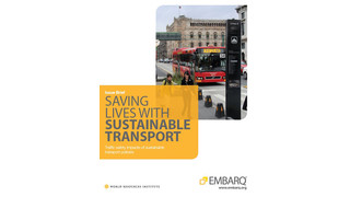 Social, Environmental, Economic Impacts of BRT Systems