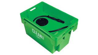 Bio-Circle CleanBox Flow Parts Washing System