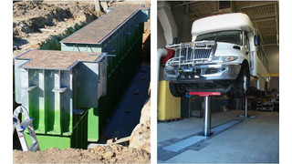 MD: Analysis Shows 'Next Gen' In-ground Vehicle Lift Design Adds Strength, Cuts Installation Costs Up to 25% for Municipalities