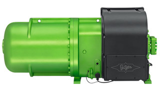 GA: Bitzer Introduces New CSV Series Compact Screw Compressor