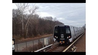 DC: Metro 2013 Kawsaki 7000 Series Rail Car Tour at Greenbelt Station
