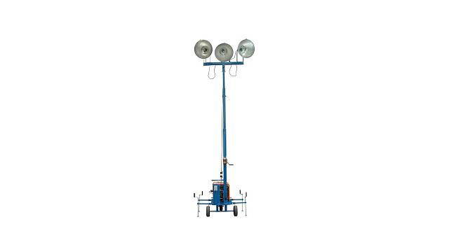 3000 Watt Mini Light Tower with 3000VA Generator