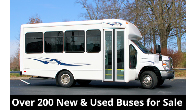 Over 200 New & Used Buses for Sale