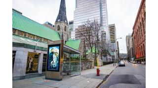 Placing Digital Displays in Transit Venues