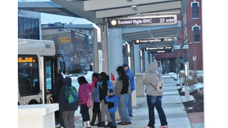 IL: Metrolink Opens New Transit Station