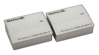 CA: Gefen's New Wireless for HDMI 60 GHz Extender Delivers Uncompressed 1080p Full HD with Near-Zero Latency