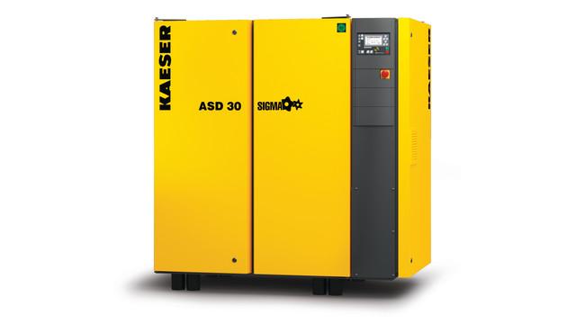 ASD Rotary Screw Compressors Series
