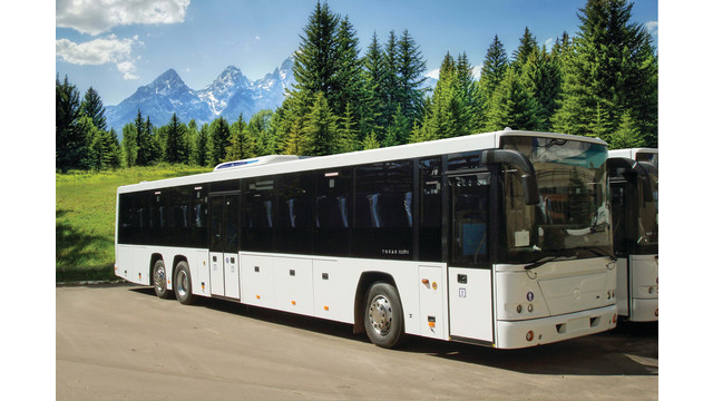 Russia: Spheros Equips 850 Buses with Air Conditioning Systems for Sochi