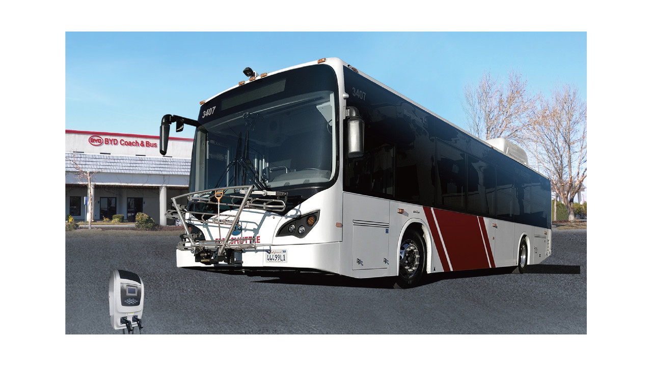 Byd Motors Inc Company And Product Info From Mass Transit